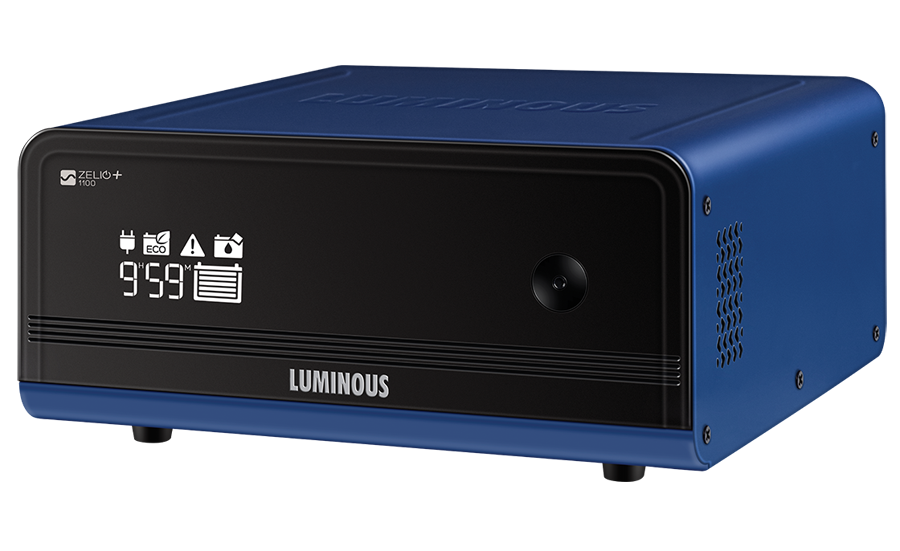Luminous Zelio UPS - For Computer and Home Electrical Loads