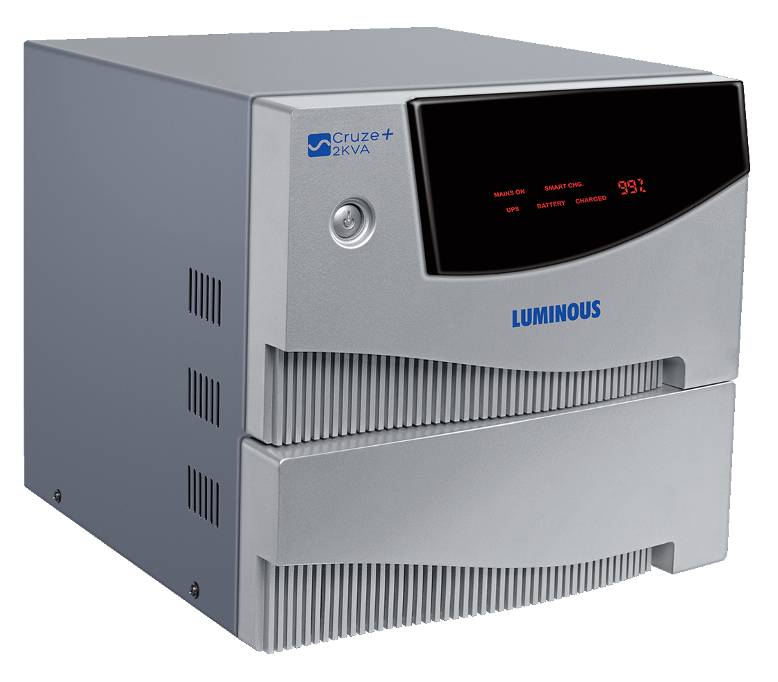 Luminous Cruze High-Capacity UPS - For Heavy Electrical Loads